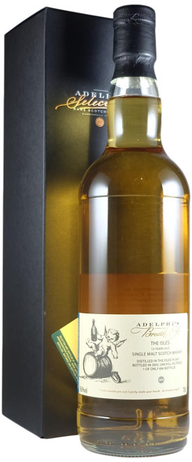 Adelphi Breath Of The Isles 2007 13-Year-Old (2020 Bottling)