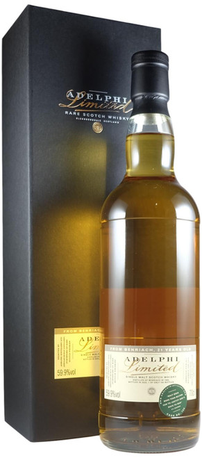 Adelphi BenRiach 1999 21-Year-Old