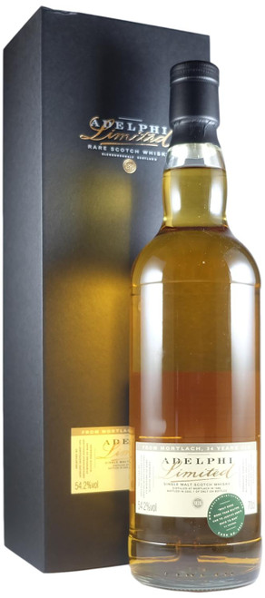 Adelphi Mortlach 1986 34-Year-Old