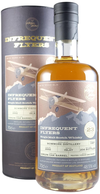 Infrequent Flyers Bowmore 1997 23-Year-Old