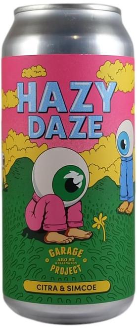 Garage Project Hazy Daze - Citra & Simcoe 440ml