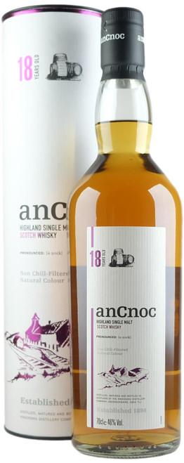AnCnoc 18-Year-Old Single Malt Scotch Whisky