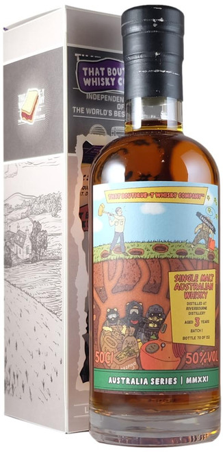 Boutique-y Riverbourne 3-Year-Old Batch 1