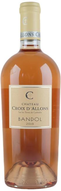 Chateau Croix d'Allons Bandol Rosé 2019