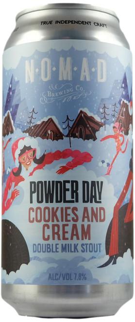 Nomad Powder Day Cookies & Cream Double Milk Stout