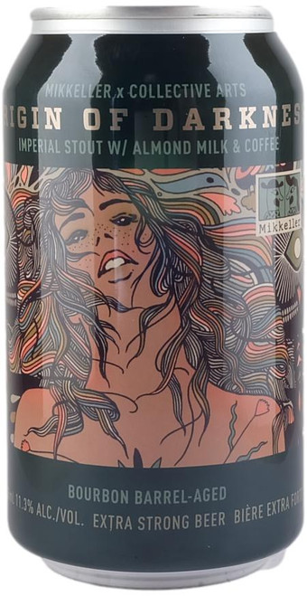 Collective Arts / Mikkeller Origin of Darkness Imperial Stout
