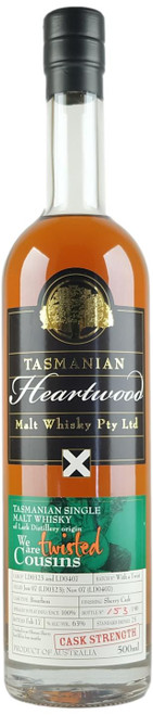 Heartwood We Are Twisted Cousins (Lark Distillery)
