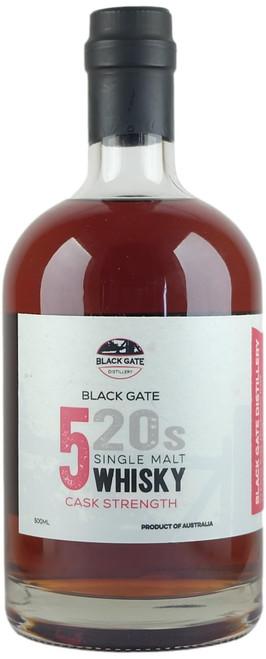 Black Gate 520s Single Malt Whisky