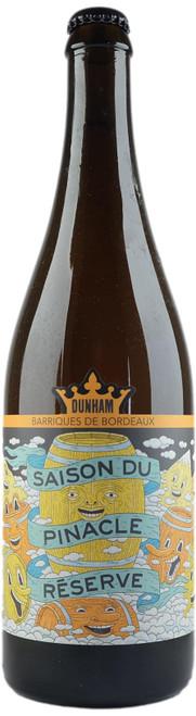 Brasserie Dunham Saison Du Pinacle Reserve