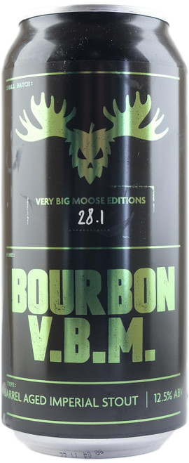 Fierce Bourbon V.B.M BA Imperial Stout