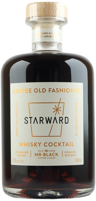 Starward Coffee Old Fashioned Bottled Cocktail