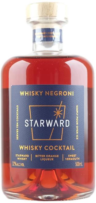 Starward Whisky Negroni Bottled Cocktail