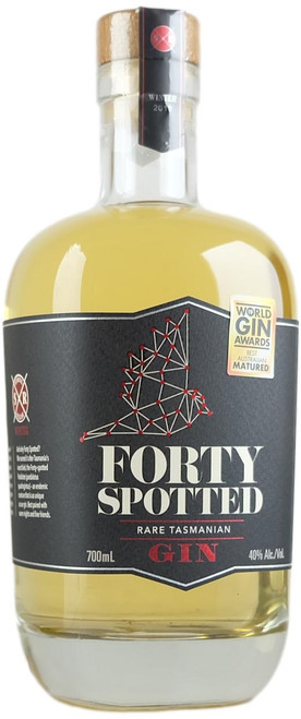 Forty Spotted Winter Gin 2019 (Lark)