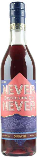 Never Never Ginache 2021 Vintage