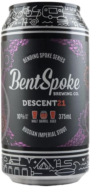 Bentspoke Descent 21 Russian Imperial Stout