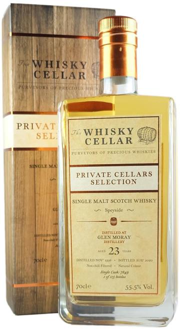Whisky Cellar Glen Moray 23-Year-Old