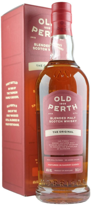Old Perth 'The Original' Blended Malt Scotch Whisky