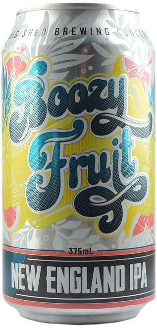 Big Shed Boozy Fruit NEIPA