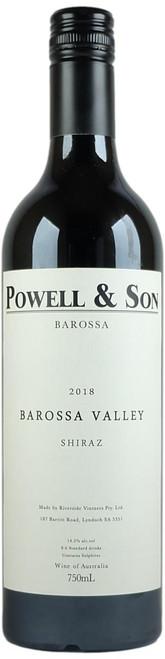 Powell and Son Barossa Valley Shiraz 2018