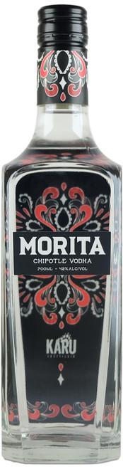 Karu Morita ChipotLe Vodka