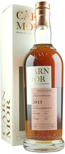 Carn Mor Strictly Limited BenRiach 2013