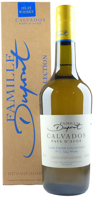 Domaine Dupont Calvados Cask Finish Collection  No. 2 Islay Whisky