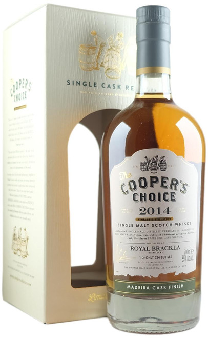 Cooper's Choice 2014 7-Year-Old Royal Brackla