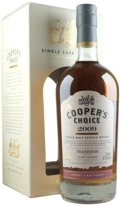 Cooper's Choice 2009 11-Year-Old Teaninich