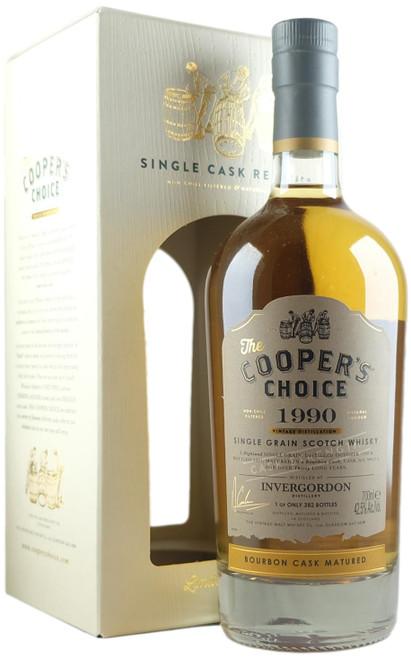 Cooper's Choice 1990 30-Year-Old Invergordon