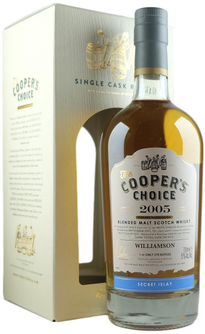 Cooper's Choice 2005 14-Year-Old Williamson
