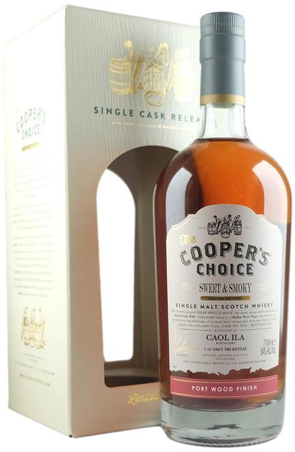 Cooper's Choice 'Sweet & Smoky' Caol Ila