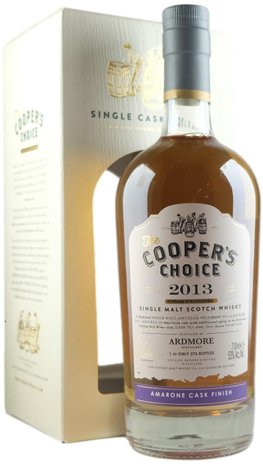 Cooper's Choice 2013 7-Year-Old Ardmore
