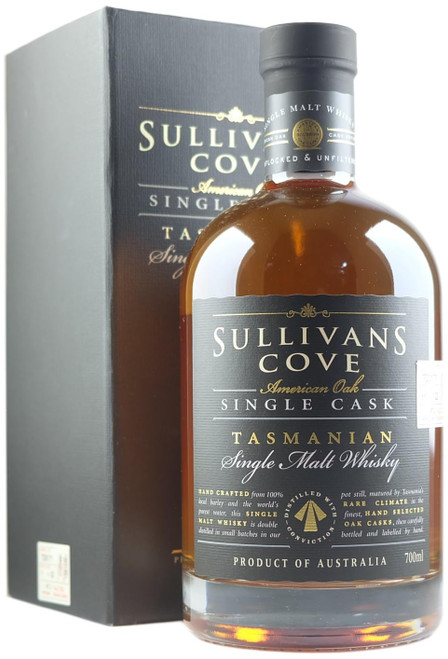 Sullivans Cove American Oak TD0177