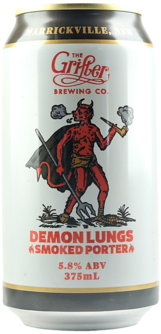 Grifter Demon Lungs Smoked Porter