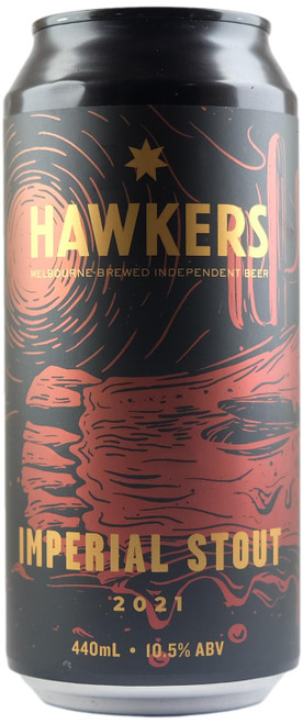 Hawkers Imperial Stout 2021