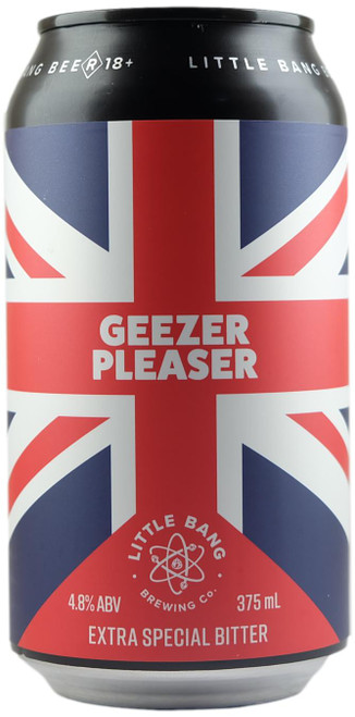 Little Bang Geezer Pleaser ESB