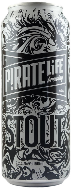 Pirate Life Export Stout