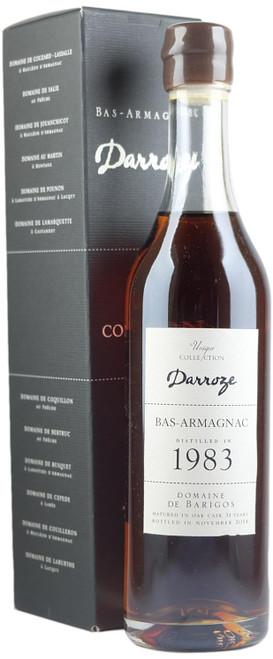 Darroze Bas Armagnac 1983 Domaine de Barigos