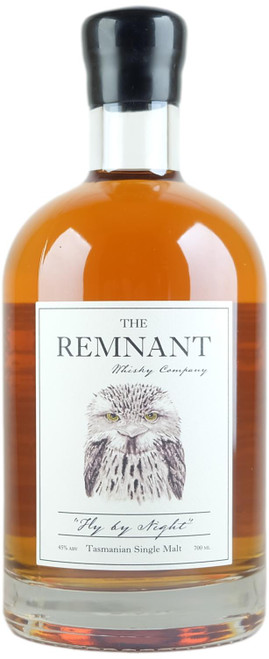 The Remnant Fly By Night Single Malt Tasmanian Whisky