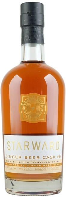 Starward Ginger Beer Cask Edition 6 Australian Single Malt Whisky