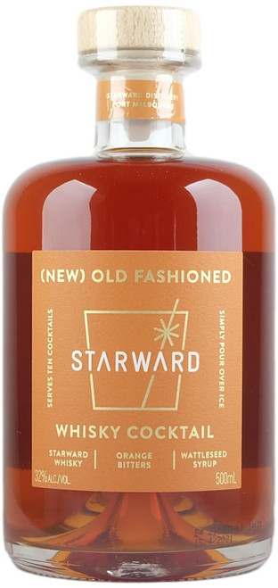 Starward (New) Old Fashioned Whisky Cocktail