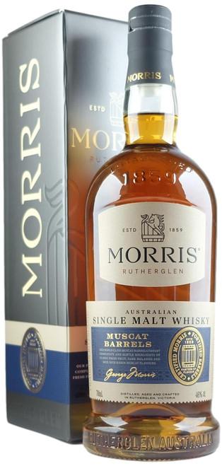 Morris Rutherglen Muscat Barrels Australian Single Malt Whisky