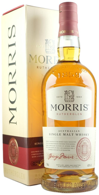 Morris Rutherglen Signature Australian Single Malt Whisky