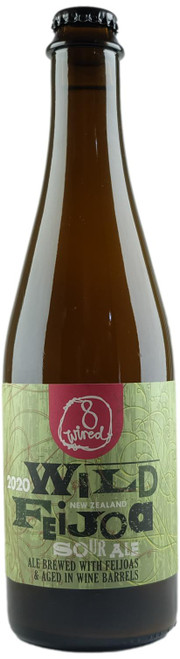 8 Wired Wild Feijoa Sour Ale 2020