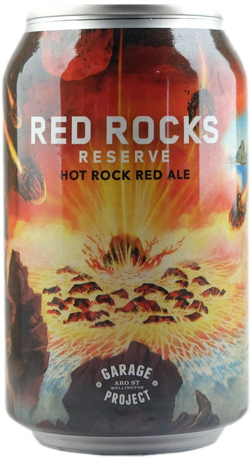 Garage Project Red Rocks Reserve Hot Rock Red Ale