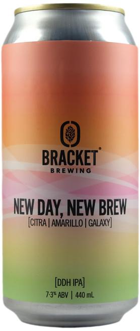 Bracket New Day, New Brew DDH IPA