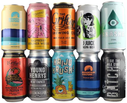 To Your Door Starter Aussie Craft Beer Pack