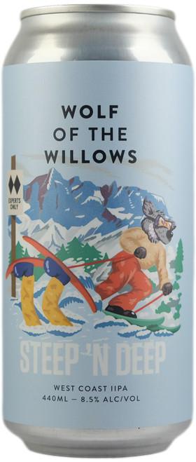 Wolf of the Willows Steep 'N' Deep West Coast IIPA