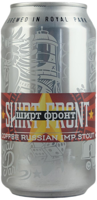 Big Shed Shirtfront Coffee Russian Imperial Stout