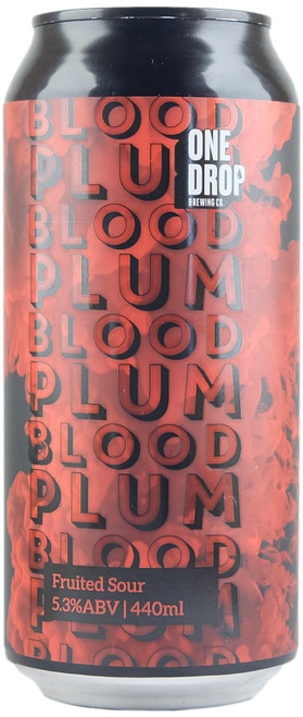 One Drop Blood Plum Fruited Sour